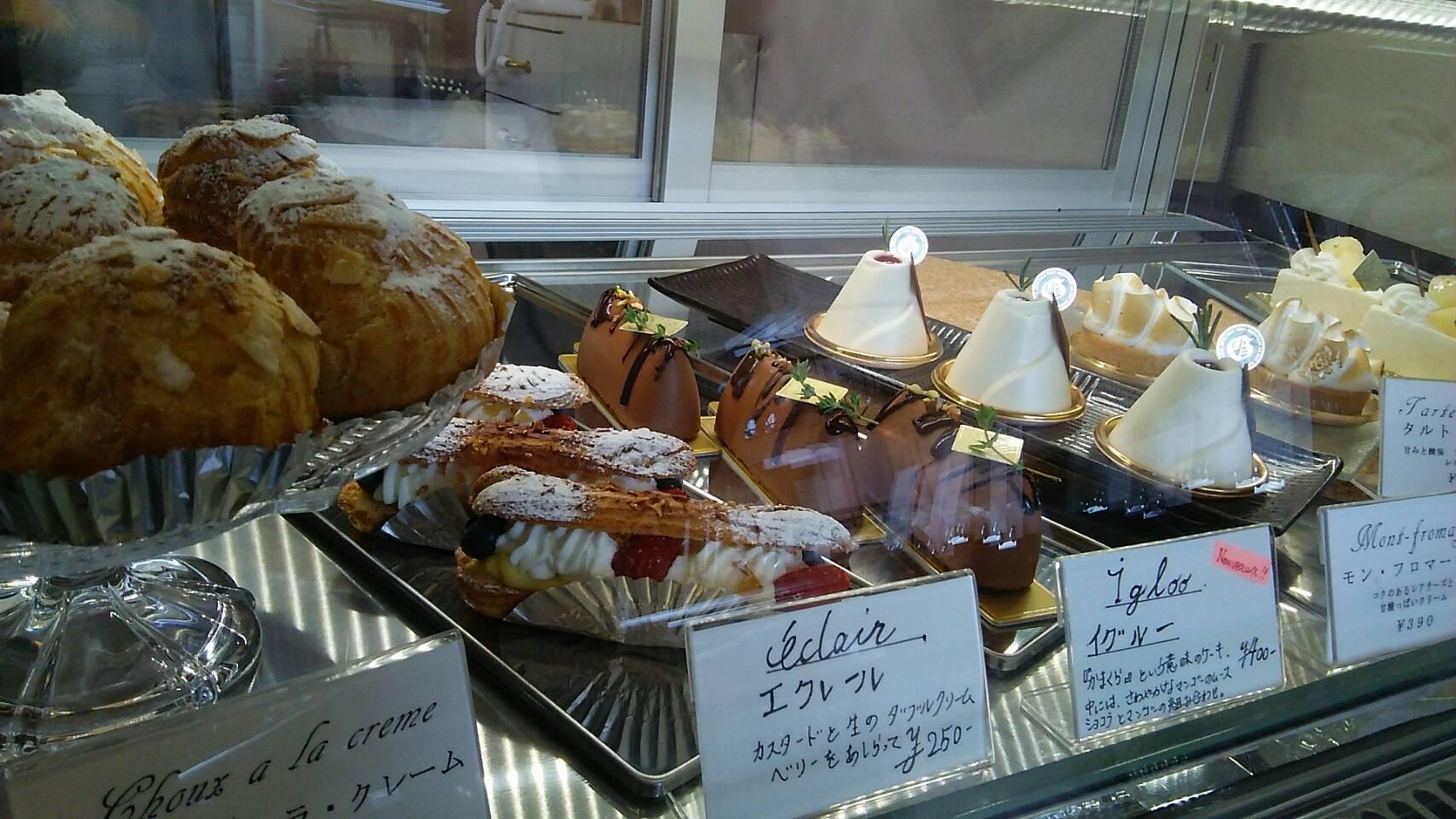隣のケーキ屋さん㊗一周年❗